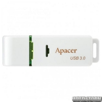 USB флеш накопитель 64Gb Apacer AH358 (AP64GAH358W-1) White