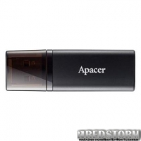 USB флеш накопитель Apacer 32GB AH23B Black USB 2.0 (AP32GAH23BB-1)