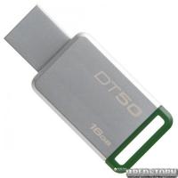 Kingston DataTraveler 50 16GB Green (DT50/16GB)