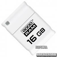 Goodram Piccolo 16GB White (UPI2-0160W0R11)