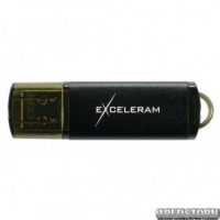 USB флеш накопитель 16Gb Exceleram A3 Series (EXA3U3B16) Black