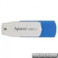 USB флеш накопитель Apacer 32GB AH357 Blue USB 3.1 (AP32GAH357U-1)
