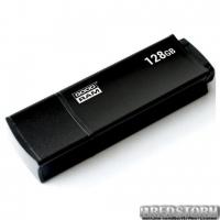 Флеш накопитель GOODRAM 128GB Edge Black (UEG3-1280K0R11)