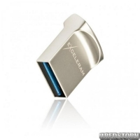 USB флеш накопитель 64Gb Exceleram U7M Series (EXU3U7MS64) Silver