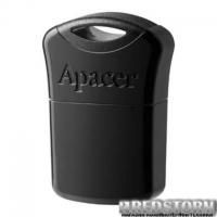 USB флеш накопитель Apacer 64GB AH116 Black USB 2.0 (AP64GAH116B-1)