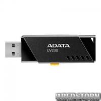 USB флеш накопитель ADATA 32GB UV230 Black USB 2.0 (AUV230-32G-RBK)