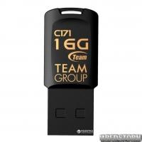 Team C171 USB 2.0 16GB Black (TC17116GB01)