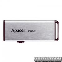 USB флеш накопитель Apacer 16GB AH35A Silver USB 3.1 Gen1 (AP16GAH35AS-1)