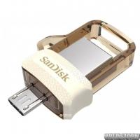 SanDisk Ultra Dual Drive 32GB USB 3.0 OTG Gold (SDDD3-032G-G46GW)