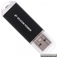USB флеш накопитель 32Gb Silicon Power Ultima II I-series (SP032GBUF2M01V1K) Black