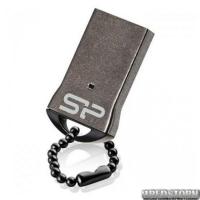 USB флеш накопитель 16Gb Silicon Power Touch T01 (SP016GBUF2T01V1K) Titanium