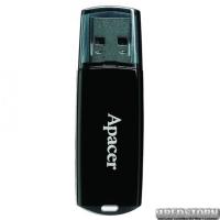 USB флеш накопитель 16Gb Apacer AH322 (AP16GAH322B-1) Black