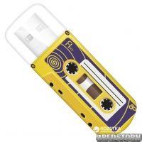 Verbatim Store 'n' Go Mini Cassette Edition 32GB Yellow (49393)