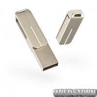 USB флеш накопитель eXceleram 32GB U3 Series Silver USB 3.1 Gen 1 (EXP2U3U3S32)