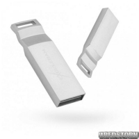 USB флеш накопитель 32Gb Exceleram U2 Series (EXP2U2U2S32) Silver