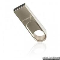 USB флеш накопитель 32Gb Exceleram U5 Series (EXP2U2U5S32) Silver