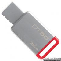 Kingston DataTraveler 50 32GB Red (DT50/32GB)