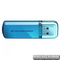 USB флеш накопитель Silicon Power 16Gb Helios 101 blue (SP016GBUF2101V1B)