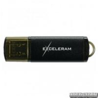 USB флеш накопитель 8Gb Exceleram A3 Series (EXA3U2B08) Black
