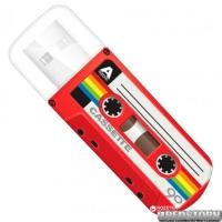 Verbatim Store 'n' Go Mini Cassette Edition 16GB Red (49398)