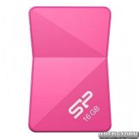USB флеш накопитель 16Gb Silicon Power Touch T08 (SP016GBUF2T08V1H) Peach