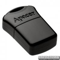 Флеш накопитель Apacer 16GB AH116 Black (AP16GAH116B-1)