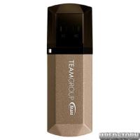 USB флеш накопитель 32Gb Team C155 (TC155332GD01) Golden