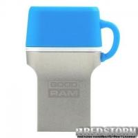 USB флеш накопитель GOODRAM 64GB ODD3 Blue Type-C USB 3.0 (ODD3-0640B0R11)