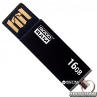 Goodram Cube 16GB Black (UCU2-0160K0R11)