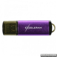 USB флеш накопитель 8Gb Exceleram A3 Series (EXA3U2PU08) Purple