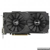Asus PCI-Ex Radeon RX570 ROG Strix 4GB GDDR5 (256bit) (1244/7000) (2 x DVI, HDMI, DisplayPort) (ROG-STRIX-RX570-4G-GAMING)