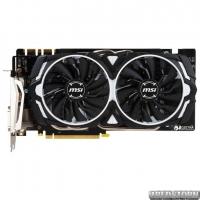 MSI PCI-Ex GeForce GTX 1070 Armor 8GB GDDR5 (256bit) (1506/8008) (DVI, HDMI, 3 x DisplayPort) (GTX 1070 ARMOR 8G)