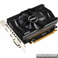 MSI PCI-Ex Radeon R7 360 2048MB GDDR5 (128bit) (1100/6000) (DVI, HDMI, DisplayPort) (R7 360 2GD5 OCV1)