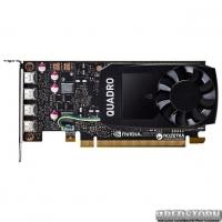 PNY PCI-Ex NVIDIA Quadro P1000 4GB GDDR5 (128bit) (4 x miniDisplayPort) (VCQP1000DVI-PB)