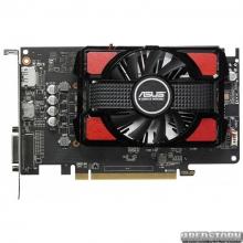 Asus PCI-Ex Radeon RX 550 2GB GDDR5 (128bit) (1183/7000) (DVI, HDMI, DisplayPort) (RX550-2G)