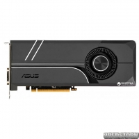 Asus PCI-Ex GeForce GTX 1080 Ti Turbo 11GB GDDR5X (352bit) (1480/11010) (1 x DVI, 2 x HDMI, 2 x DisplayPort) (TURBO-GTX1080TI-11G)