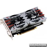Inno3D PCI-Ex GeForce GTX 950 iChill 2048MB GDDR5 (128bit) (1178/6800) (DVI, HDMI, DisplayPort) (C950-1SDV-E5CMX)
