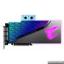 Gigabyte PCI-Ex GeForce RTX 2080 Super Aorus Waterforce WB 8G 8GB GDDR6 (256bit) (1860/15500) (Type-C, 3 x HDMI, 3 x Display Port) (GV-N208SAORUS WB-8GC)