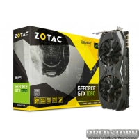 Zotac PCI-Ex GeForce GTX 1080 AMP Edition 8GB GDDR5 (256bit) (1683/10000) (DVI, HDMI, 3 x DisplayPort) (ZT-P10800C-10P)