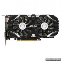 MSI PCI-Ex GeForce GTX 1050 Ti 4GT OCV1 4GB GDDR5 (128bit) (1341/7008) (DVI, HDMI, DisplayPort) (GTX 1050 TI 4GT OCV1)