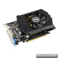Asus PCI-Ex GeForce GTX 750 2048MB GDDR5 (128bit) (1059/5010) (DVI, HDMI, VGA) (GTX750-PHOC-2GD5)