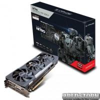 Sapphire PCI-Ex Radeon R9 390X Nitro with Back Plate 8192MB GDDR5 (512bit) (1080/6000) (DVI, HDMI, 3xDisplayPort) (11241-04-20G)