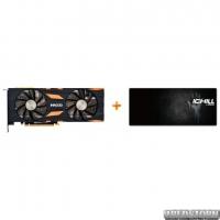 INNO3D PCI-Ex GeForce RTX 2070 X2 OC 8GB GDDR6 (256bit) (1755/14000) (HDMI, USB Type-C, 3 x DisplayPort) (N20702-08D6X-2511683) + Игровая поверхность INNO3D iChill в подарок!