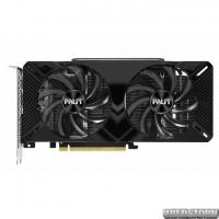 Palit PCI-Ex GeForce GTX 1660 Dual 6GB GDDR5 (192bit) (1530/8000) (DVI, HDMI, DisplayPort) (NE51660018J9-1161A)