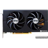 Sapphire PCI-Ex Radeon RX 460 Nitro 4GB D5 OC GDDR5 (128bit) (1175/7000) (DVI, HDMI, DisplayPort) (11257-07-20G)