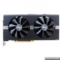 Sapphire PCI-Ex Radeon RX 570 Nitro+ 8GB GDDR5 (256bit) (1340/7000) (DVI, 2 x HDMI, 2 x DisplayPort) (11266-09-20G)