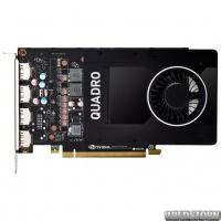 HP PCI-Ex NVIDIA Quadro P2000 5GB GDDR5 (160bit) (4 x DisplayPort) (1ME41AA)