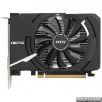 MSI PCI-Ex Radeon RX 560 Aero ITX OC 4GB GDDR5 (128bit) (1196/7000) (DVI, HDMI, DisplayPort) (RX 560 AERO ITX 4G OC)