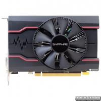 Sapphire PCI-Ex Radeon RX 550 Pulse 4GB GDDR5 (128bit) (1071/6000) (DVI, HDMI, DisplayPort) (11268-15-20G)