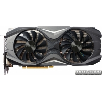 Zotac PCI-Ex GeForce GTX 1070 AMP Edition 8GB GDDR5 (256bit) (1506/8008) (DVI, HDMI, 3 x DisplayPort) (ZT-P10700E-10S)